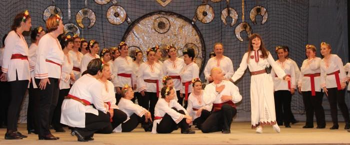 """Танцов клуб """"Северняци"""" в Плевен получи голямата наг� ..."""
