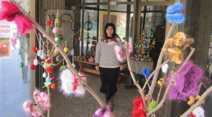 Работилничката на Цвети Терзиева привлича жители и го� ...