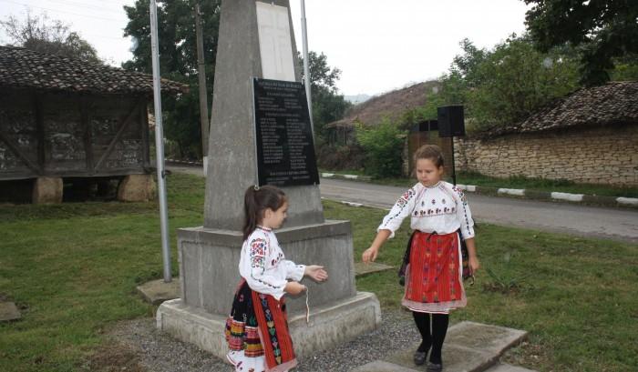 Военен паметник на загинали в Балканската, Първата и В� ...