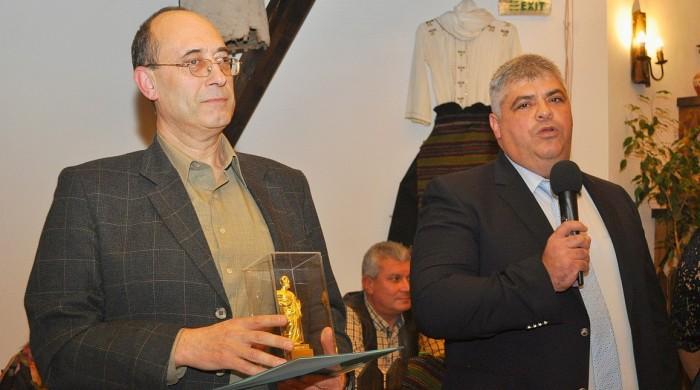 """Д-р Петър Тодоров – първият носител на приз """"Хипократ� ..."""