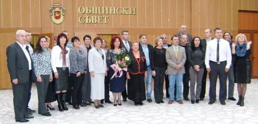 Инж. Ценка Таракчиева е новият временно изпълняващ длъ ...