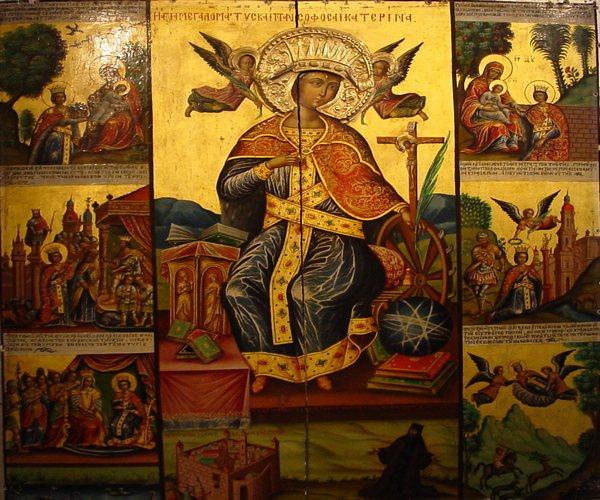 Църквата днес почита Света Екатерина