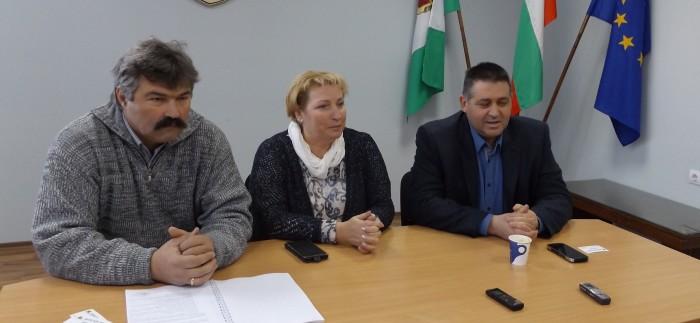 Кметът д-р Валентин Василев представи инвеститори с пи ...