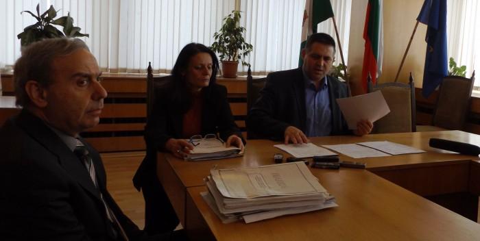 Кметът д-р Василев: Решението за концесията ще бъде на � ...