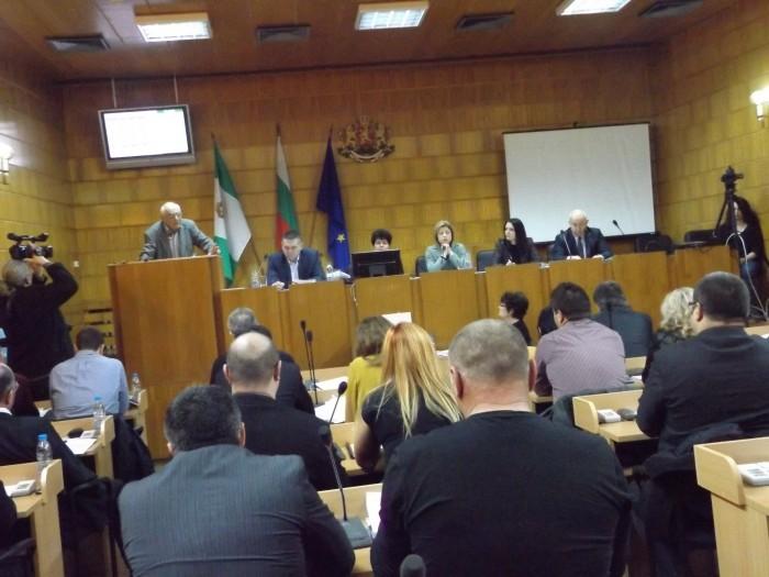 Общински съвет Разград заседава утре