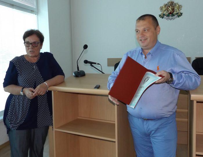 Главният прокурор на държавата Сотир Цацаров изпрати � ...