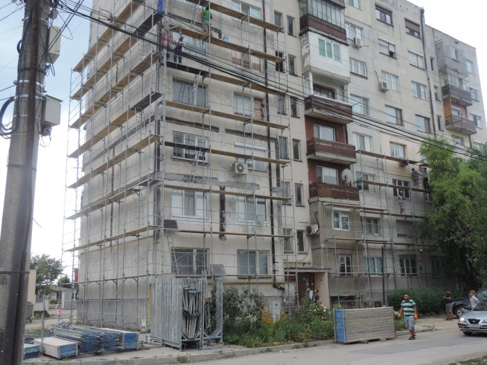 Стартира санирането на първия блок в област Разград