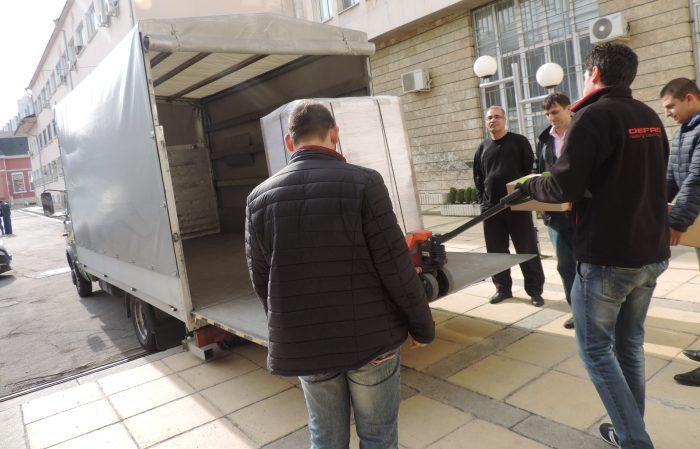 Доставиха 146 000 бюлетини за националния референдум