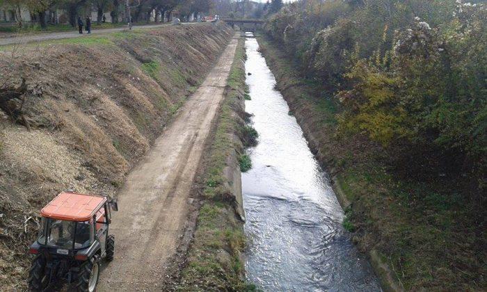 Досъдебно производство за замърсяването на река Бели � ...