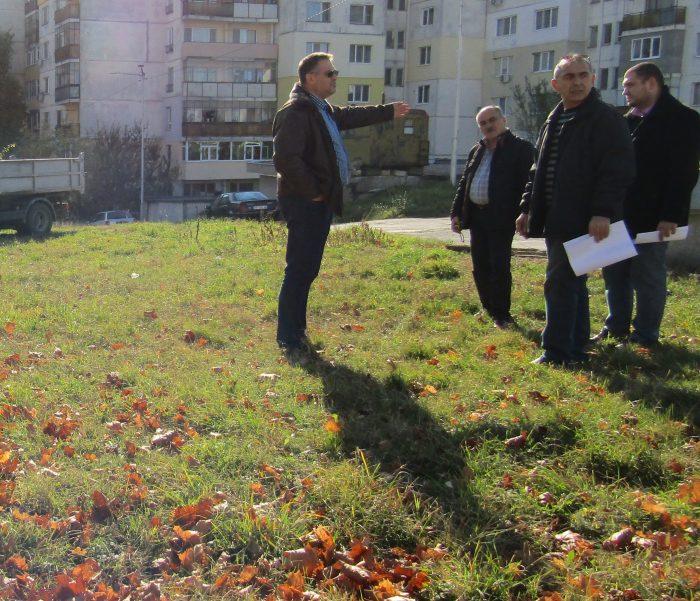Община Разград избра терен за нова детска площадка до � ...