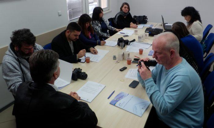 ОИЦ – Разград се срещна с журналисти