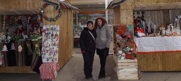 Арт и кулинарни изделия предлага Коледния базар на &#8222 ...