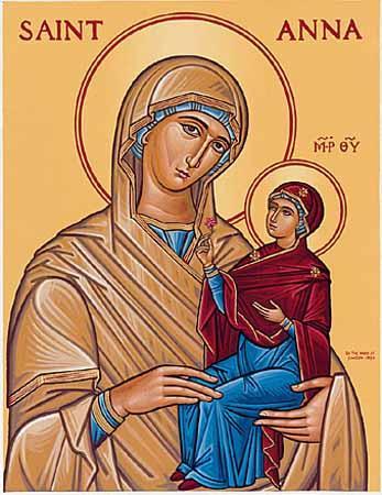 Днес честваме Света Анна – покровителка на брака, се ...
