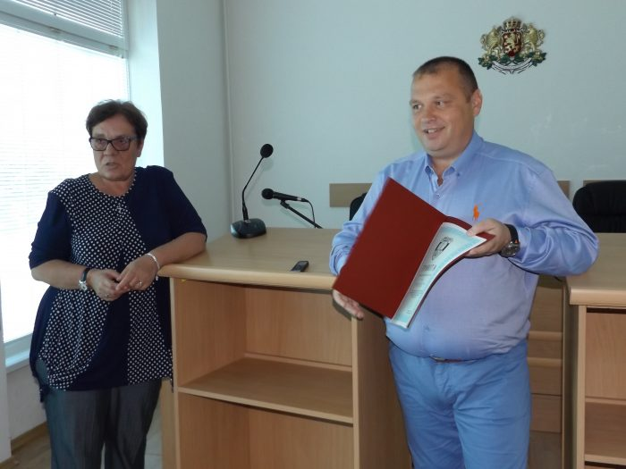 Разградският прокурор Огнян Дамянов стана член на Вис� ...