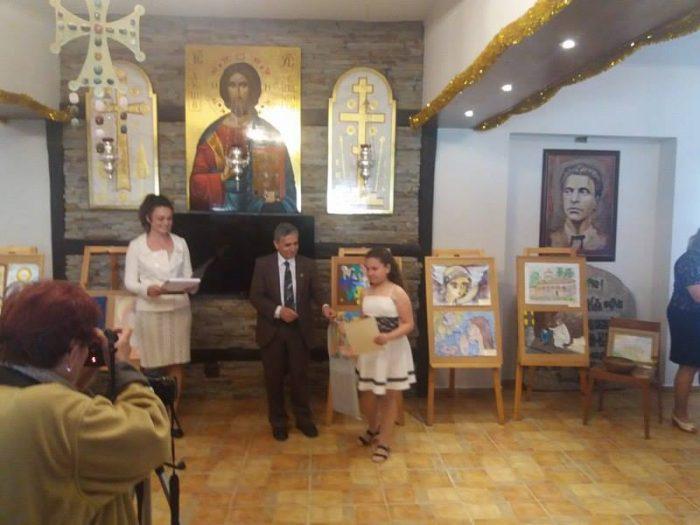 """Връчиха националните награди от конкурса """"Бог е люб ..."""