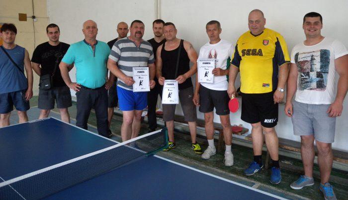 Пожарникар от Кубрат спечели турнира по тенис на маса � ...