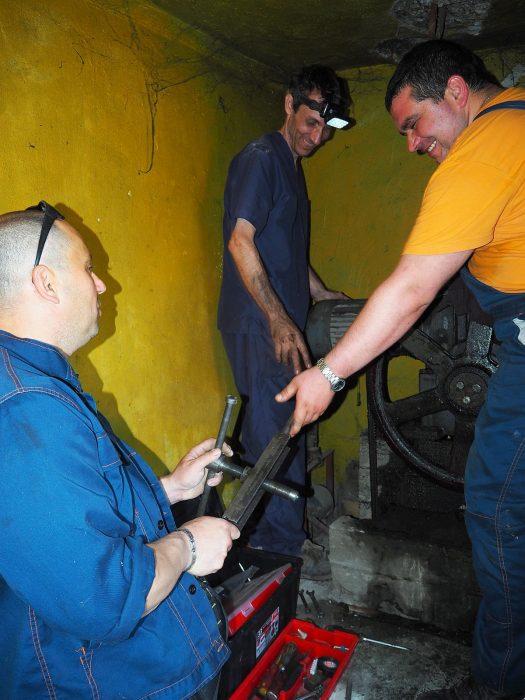 След намесата на Гюнай Хюсмен – стартира ремонтът н� ...