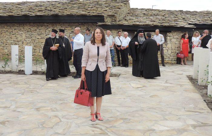 Заместник областният управител Нурие Црънгалова бе го ...