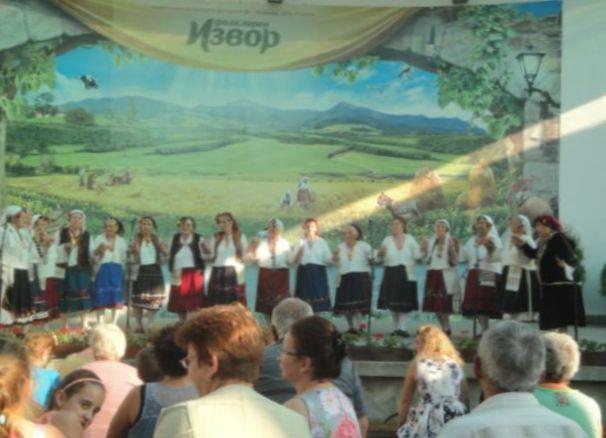 Национално признание за самодейците от Осенец