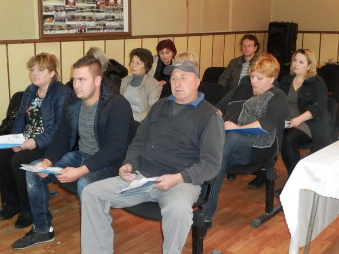 Есенната обиколка на ОИЦ из региона завърши в Разград