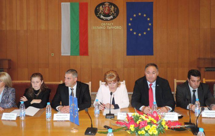 Областният управител участва в заседание на Регионалн ...