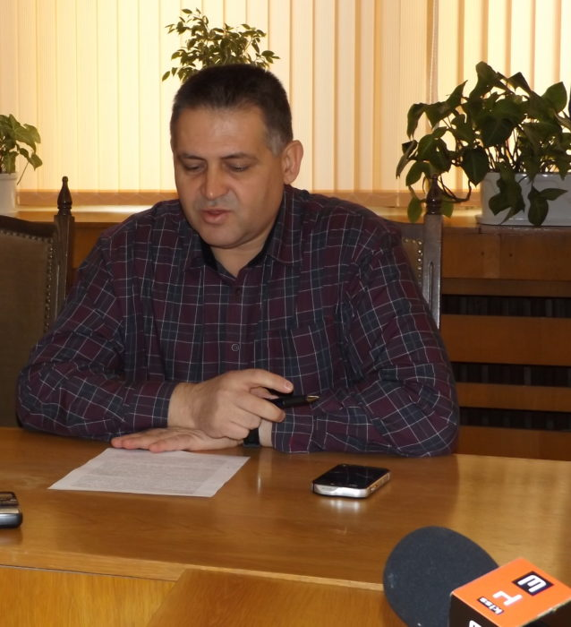 Кметът на Разград представи нов спечелен проект на сто ...