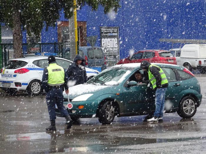 Пътни полицаи в Лудогорието засякоха 176 нарушения през ...