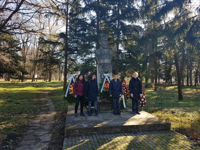 Разград отбеляза 170 години от рождението на Христо Бот� ...