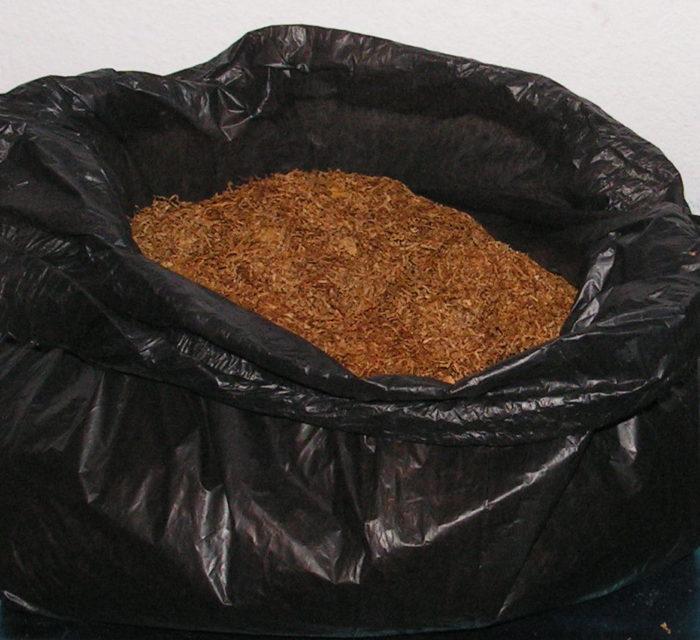 Униформени иззеха 6 кг. тютюн без бандерол от къща в Луд ...