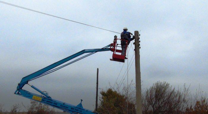 Възстановено е електрозахранването в лознишките села