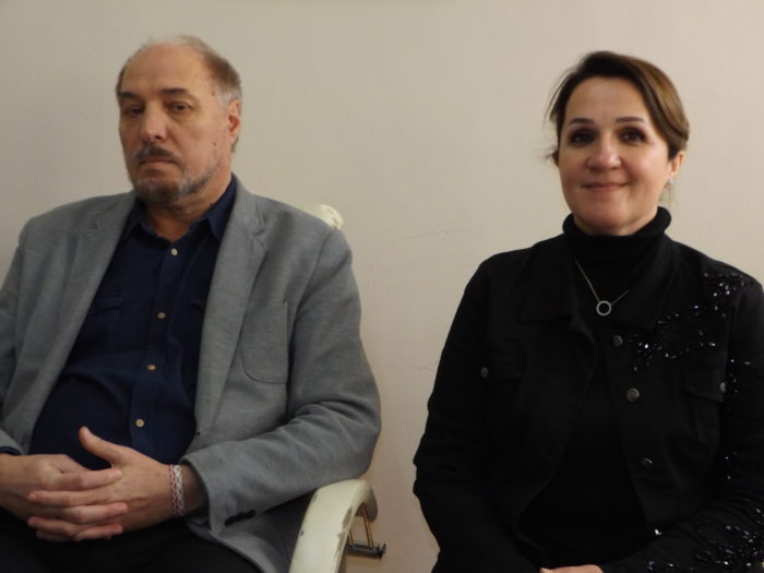 Турската режисьорка Елван Демир и сцена «Назъм Хикмет� ...