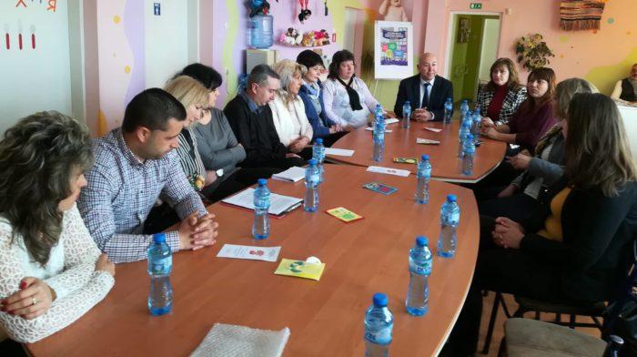 Зам.-кметът Ердинч Хасанов откри кръгла маса, посветен� ...
