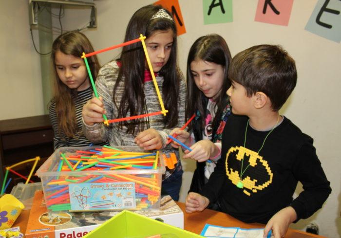 Децата от Школата по дигитално изкуство към ЦПЛР – Ц ...