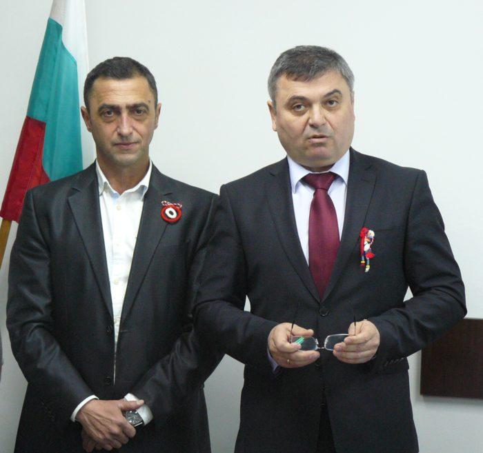 Веселин Якимов встъпи в длъжност като прокурор в Окръж ...