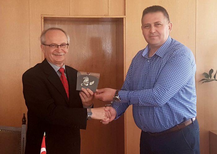 Кметът и екипът му се срещнаха с Генералния консул на Р ...