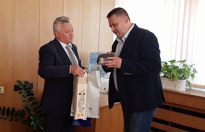 Кметът на Разград и екипът му се срещнаха с посланика н ...