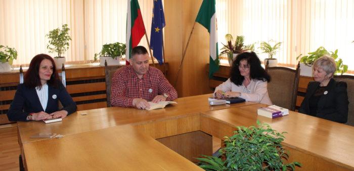Кметът на Община Разград и неговият екип станаха част � ...