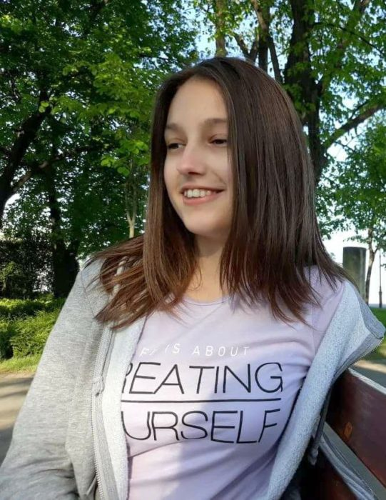 Моника Дацова от Математическата гимназия с втора наг� ...