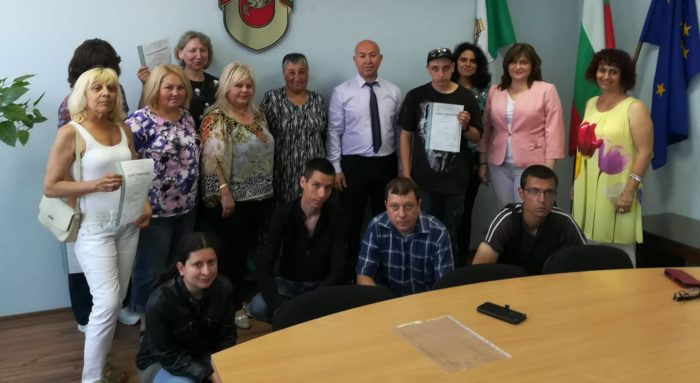 29 безработни получиха удостоверения, че са обучени за � ...