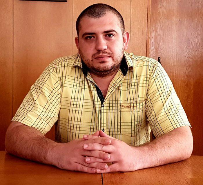 Илин Солаков е новият главен архитект на Община Разгра ...