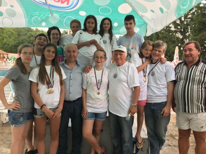 40 участници се включиха в Общинския плувен празник, по� ...