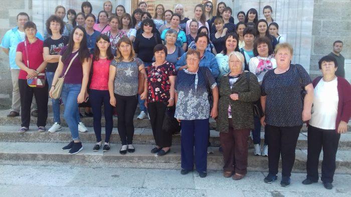 Група от община Лозница посети културни забележително ...