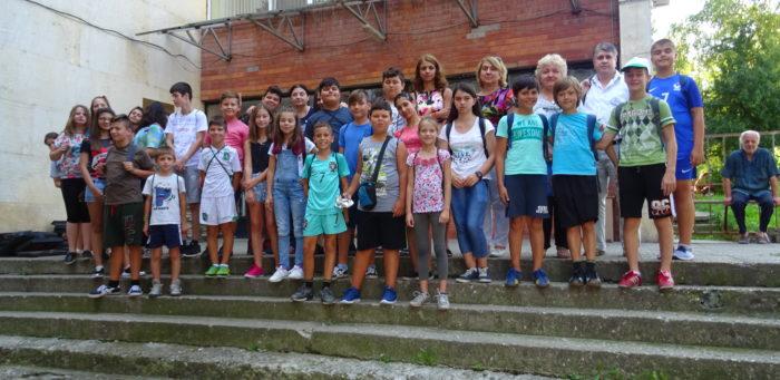 """Над 100 деца от """"Еко лято"""" участваха в прояви на МКБППМ� ..."""