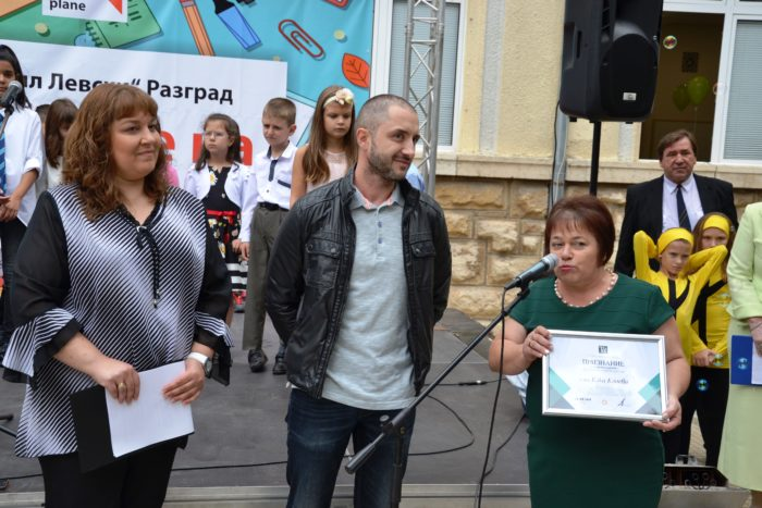 Проектът Teaching Alpha награди трима учители за нововъведен ...