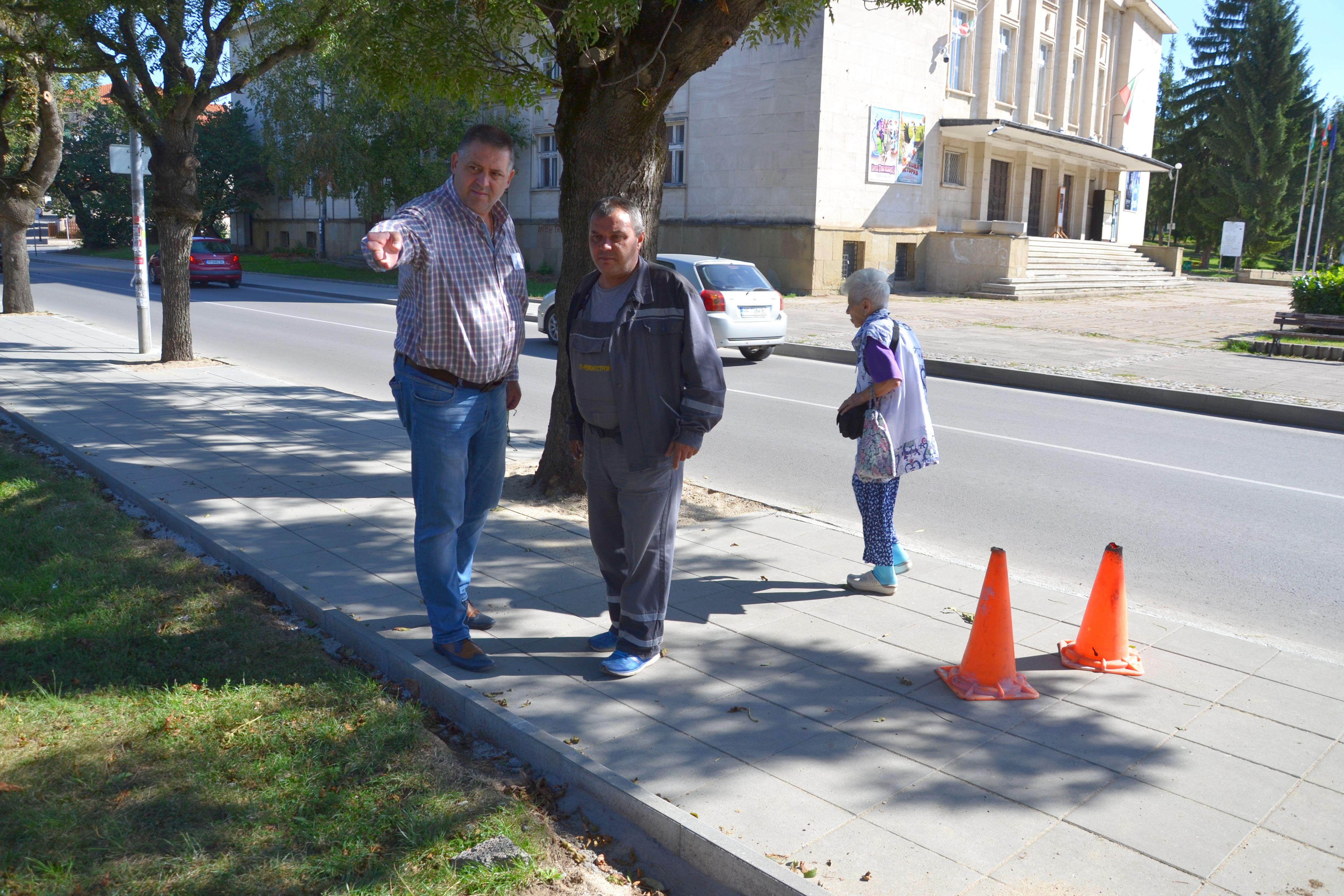 Видеорепортаж: Кметът д-р В. Василев коментира стартир� ...