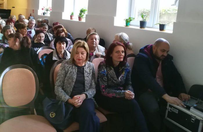 Представители на местната власт гостуваха на общоселс ...