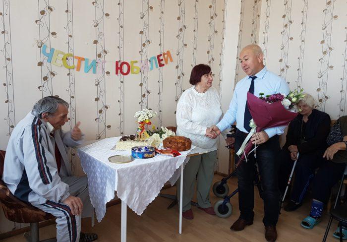 Зам.-кметът Е. Хасанов бе гост на 10-тата годишнина от бр� ...