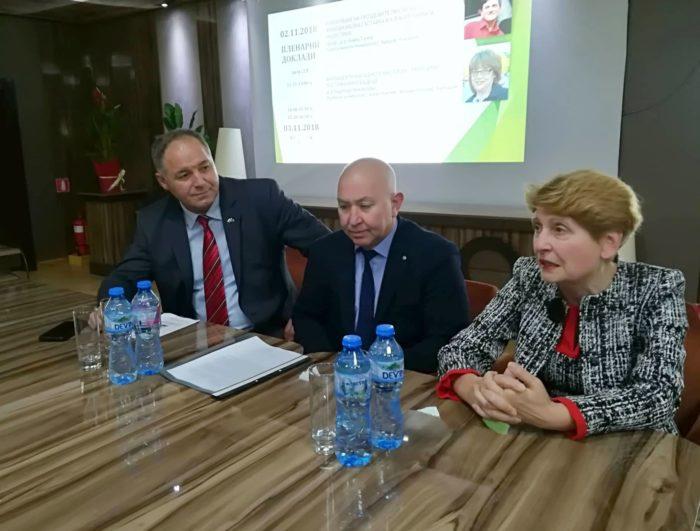 Зам.-кметът Ердинч Хасанов поздрави участниците в 57-та  ...