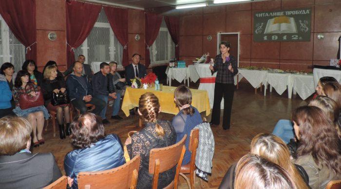 Д-р Надие Карагьозова бе гост лектор на семинар по случ ...
