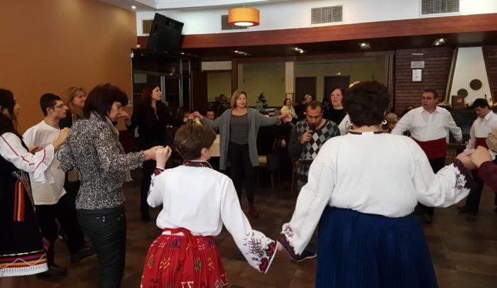 Ръководството на Община Разград поздрави хората с увр� ...